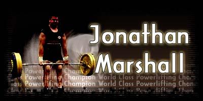 Jon Marshall Unbreakable